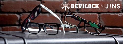 DEVILOCK × JINS