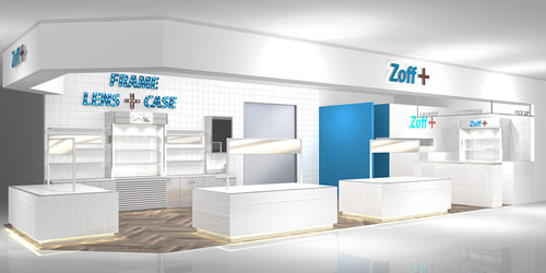 Zoff Plus ルクア大阪店 RENEWAL OPEN!