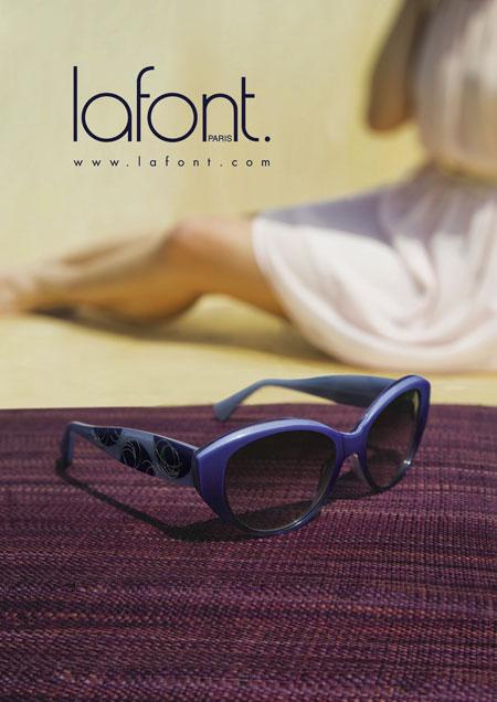 lafont(ラフォン)2015SS 新作サングラス