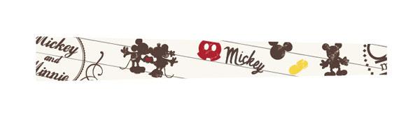 Disney Collection created by Zoff (ディズニーコレクション クリエイティッド バイ ゾフ)Happiness Line(ハピネスライン)のテンプル(つる)その1。 image by インターメスティック