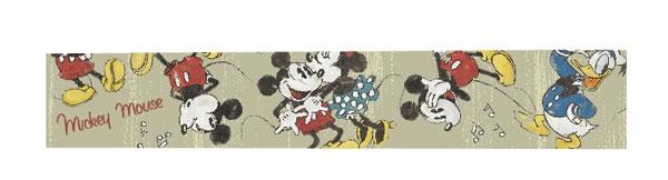 Disney Collection created by Zoff (ディズニーコレクション クリエイティッド バイ ゾフ)Happiness Line(ハピネスライン)のテンプル(つる)その3。 image by インターメスティック