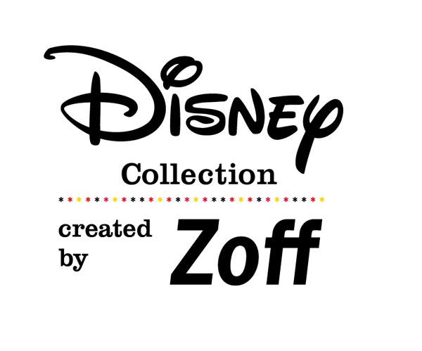 Disney Collection created by Zoff (ディズニーコレクション クリエイティッド バイ ゾフ) image by インターメスティック