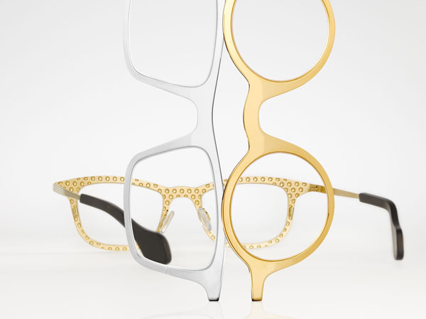 theo(テオ)「Mille - Golden Dream」 シルバーとゴールドの2種類。シルバーは3μmのパラジウム、ゴールドは3μmのパラジウムの上からさらに4μmのゴールドをコーティングした贅沢仕様。 image by theo 【クリックまたはタップで拡大】