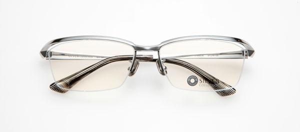 眼鏡市場 SILVERCOLLECTION(シルバーコレクション)SLV-501-S 価格:18,000円(税抜、レンズ代込み) image by メガネトップ