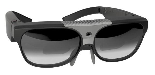 Osterhout Design Group(ODG)「AR Smart Glasses」 image by Osterhout Design Group 【クリックまたはタップで拡大】