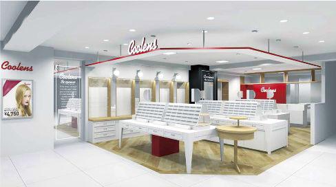 Coolens(クーレンズ)ながの東急百貨店は、Coolens(クーレンズ)としては長野北信エリア初のショップ。 image by Coolens