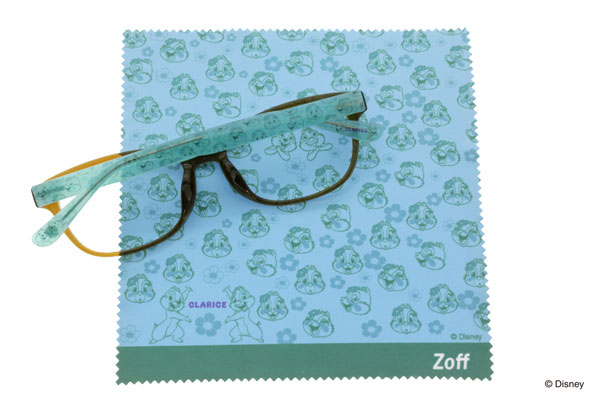 Disney Collection created by Zoff (ディズニーコレクション クリエイティッド バイ ゾフ)「クラリス」 2色使いもかわいいウェリントン。 image by インターメスティック