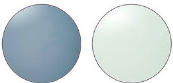 JINS DRIVE LENS (右)日中用レンズ「DAY(デイ)」(左)夜間用レンズ「NIGHT(ナイト)」