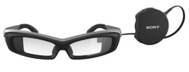 SmartEyeglass Developer Edition(スマートアイグラス・デベロッパーエディション) SED-E1