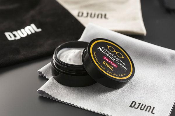 DJUAL(デュアル)セルロイド&アセテート ポリッシングクリーム