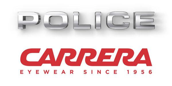 POLICE(ポリス)とCARRERA(カレラ)は、地域最大級の品揃え。
