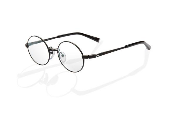 TonySame(トニーセイム)TS-10702-002 見た目も掛け心地も譲れないひとにはオススメの丸メガネ。