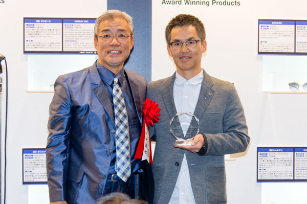 (左)多摩美術大学 教授 和田 達也氏。(右)ボストンクラブ 小松原 一身氏。