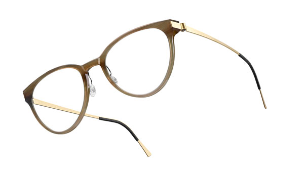 Eyewear [LINDBERG 1800 Horn] © JDP GOOD DESIGN AWARD