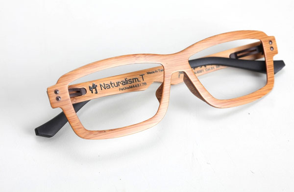 Bamboo Eyewear [Naturalism.T] © JDP GOOD DESIGN AWARD