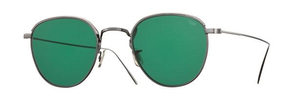 EYEVAN(アイヴァン) 7285 Mod.731 Col.8030 価格:42,000円(税抜) ウェリントンとティアドロップを掛け合わせた絶妙なカタチのサングラス。