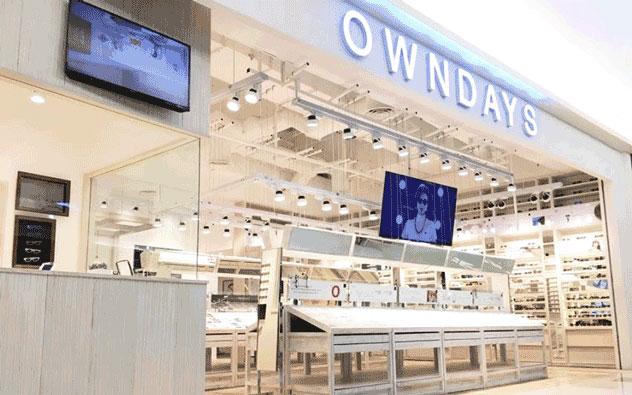 OWNDAYS(オンデーズ)イオンモールプノンペン店 外観イメージ image by OWNDAYS