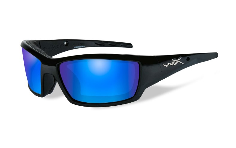 WILEY X(ワイリーエックス)「WX TIDE 09」 使用レンズ:SELENITE™ - FILTER8™ Blue Mirror 可視光透過率:12% / 偏光度99% 参考価格:22,000円(税別)