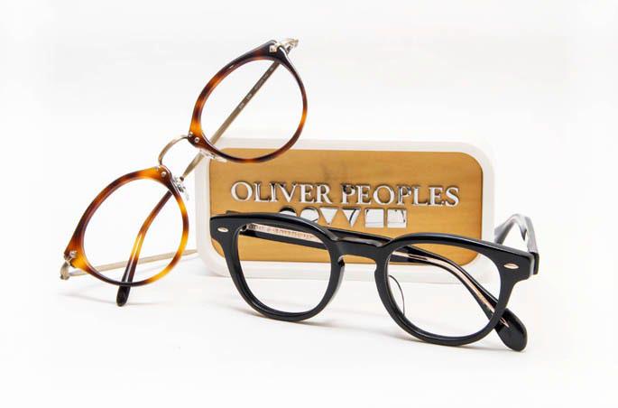 世界中のセレブリティから愛されてやまない Oliver Peoples(オリバーピープルズ)のフェアは、2月26日(金)~3月31日(木)まで開催。 image by  R.C.P.