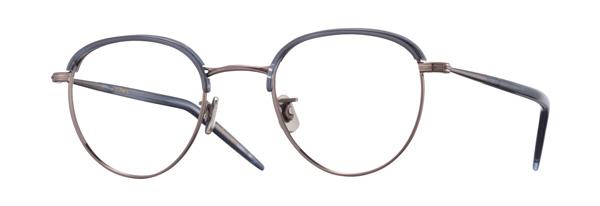 EYEVAN(アイヴァン) 7285「550」 価格:40,000円(税抜) サーモント風に仕上げたデザインが斬新かつ美しい。  title=