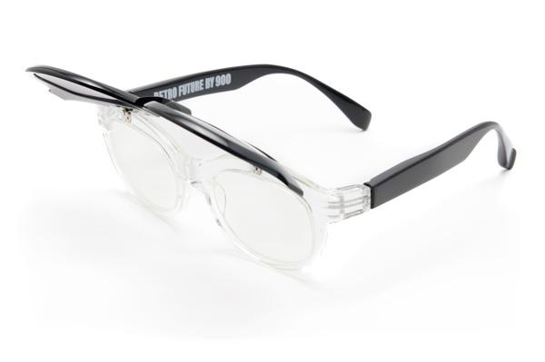 便利で快適、しかもカッコいい。誰かに自慢したくなるサングラス。