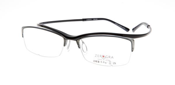 眼鏡市場 ZEROGRA TOUGH(ゼログラ タフ) ZEG-039 カラーNAV 価格:19,440円(税込)