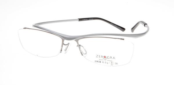 眼鏡市場 ZEROGRA TOUGH(ゼログラ タフ) ZEG-040 カラーS 価格:19,440円(税込)