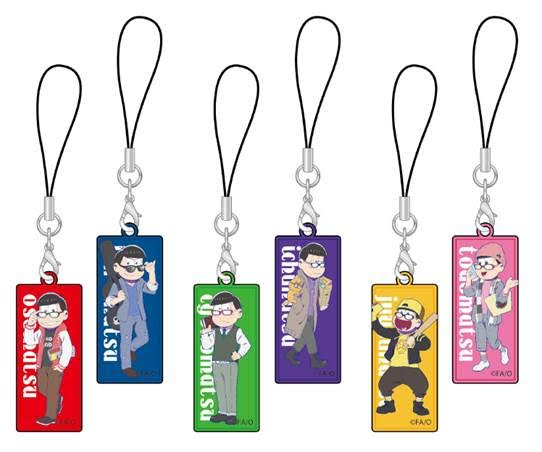 各キャラクターが描かれたオリジナルクリーナーが付属する。