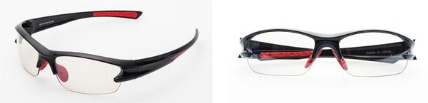 ojo(オッホ)OJO-201-BK-Killer whale 価格:5,980円(税込) モードな雰囲気のブラック。