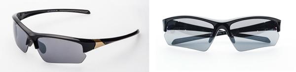 ojo(オッホ)OJO-201-BK-Crocodile 価格:5,980円(税込) サイドの差し色がクールなブラック。