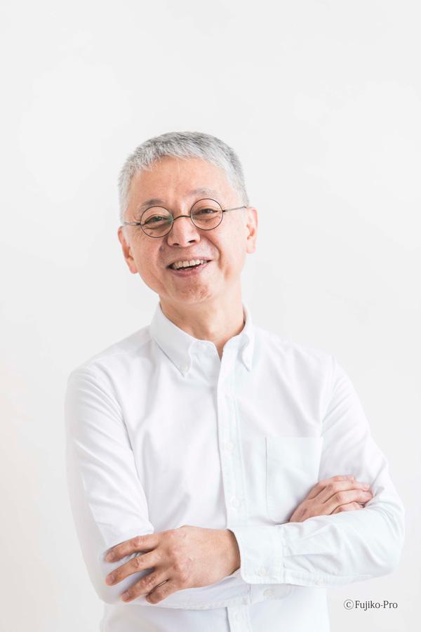 「のび太くんのメガネ」着用例(男性) ©Fujiko-Rro