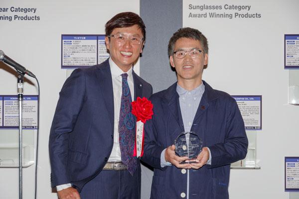 (左)メンズクラブ 編集長 戸賀 敬城氏。(右)ボストンクラブ 小松原 一身氏。