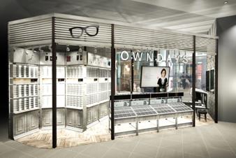 OWNDAYS(オンデーズ)台南FOCUS店