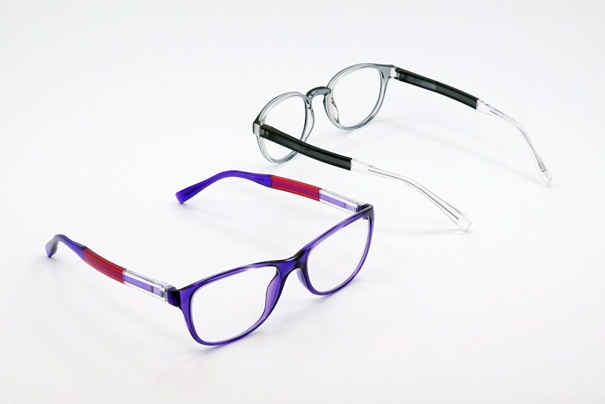 眼鏡フレーム [アウェア シャルマン] © JDP GOOD DESIGN AWARD