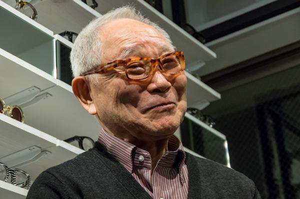 青山恭也氏。