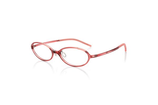 Slim Air frame(スリムエアフレーム )「ふんわり」 LUF-17S-038 カラー:ピンク(写真)・パープル・ブラウンデミ・ブラック