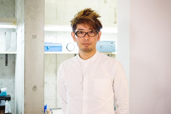 店長の長谷川寿寬さん。あたかも生で接客を受けているかのような見応え・読み応えたっぷりのブログも必見。
