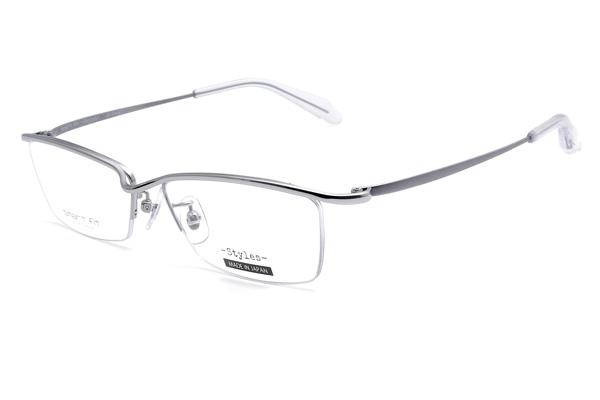 愛眼 SMART FIT -styles- SF-8001(1型3色) 価格:24,800円(税込、薄型レンズ付き)