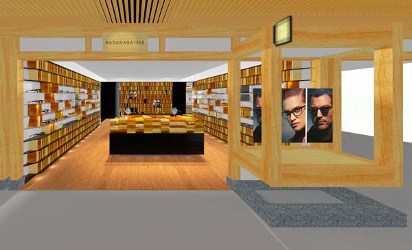 MASUNAGA1905 阪急三番街店 店舗イメージ