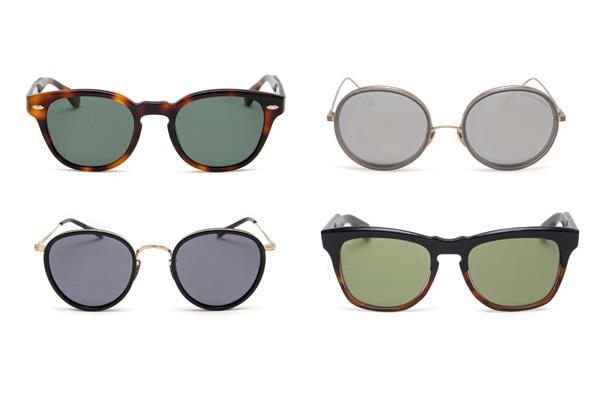 Oliver Peoples(オリバーピープルズ)や DITA(ディータ)など人気ブランドのサングラスが充実。