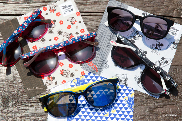 Disney Collection created by Zoff Sunglasses 2017