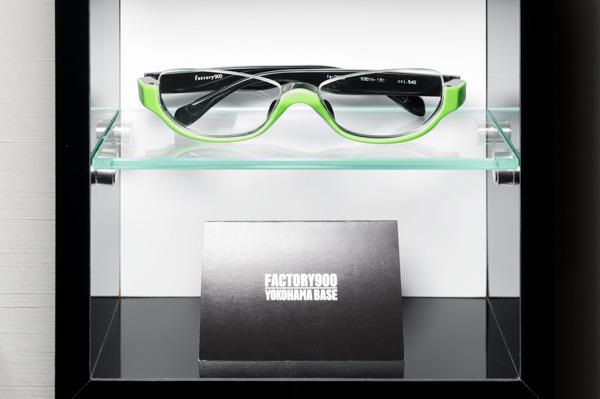 factory900 fa-2023 YOKOHAMA BASE限定カラー col.542(グリーン×ブラック)