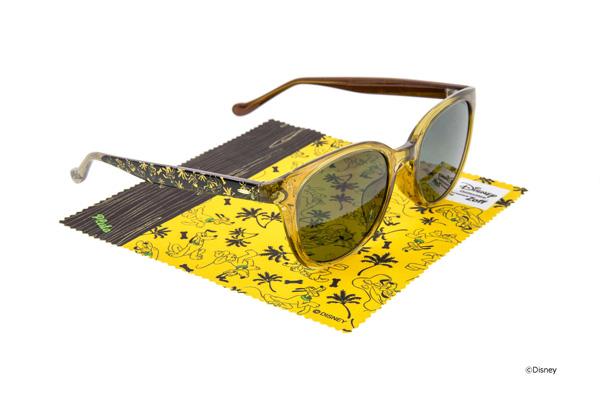 Disney Collection created by Zoff Sunglasses 2017 【プルート】 レギュラーサイズ:5,000円(税別) キッズサイズ:3,500円(税別)