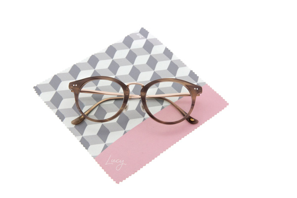 "Zoff × RINA TANAKA ""SUNGLASSES COLLECTION 2017"" 「Lucy(ルーシー)」 ZO71G04_C-2 価格:7,500円(税別)"