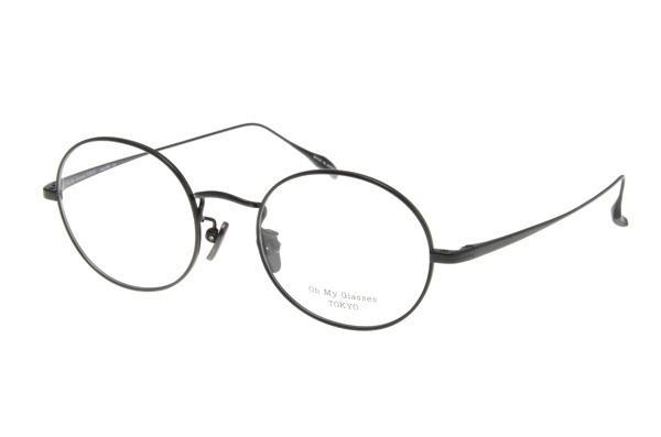 Oh My Glasses TOKYO「LIA」 5色展開+サングラス4色、標準レンズセット 価格:17,000円(税別)