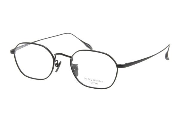 Oh My Glasses TOKYO「REGGIE」 5色展開+サングラス4色、標準レンズセット 価格:17,000円(税別)