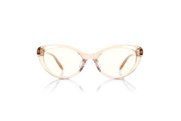 BIJIN READING GLASSES(美人リーディンググラス) 「Lady Cat Eye」 価格:8,000円(税別) 度数:+1.0・+1.5・+2.0 ブルーライトカットレンズ標準搭載