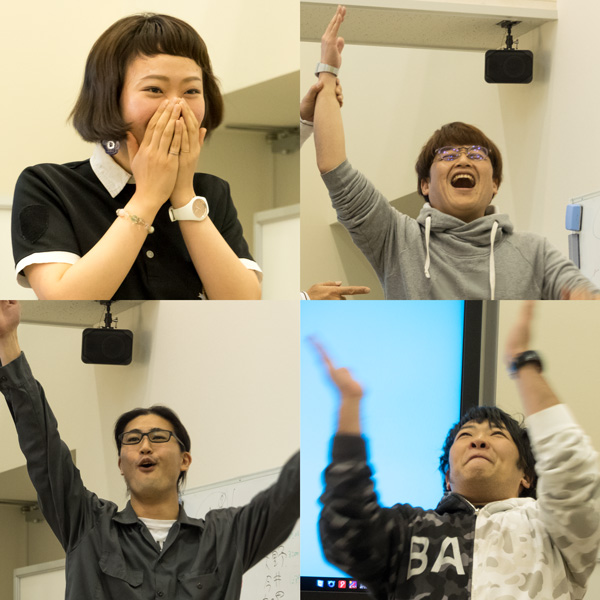 各チームで1位を獲得した4名が、東日本地区代表に選出された。