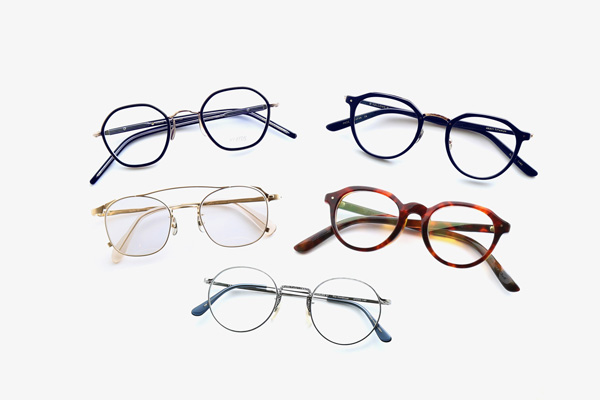 Collaboration Eyewear for Continuer 15th Anniv.