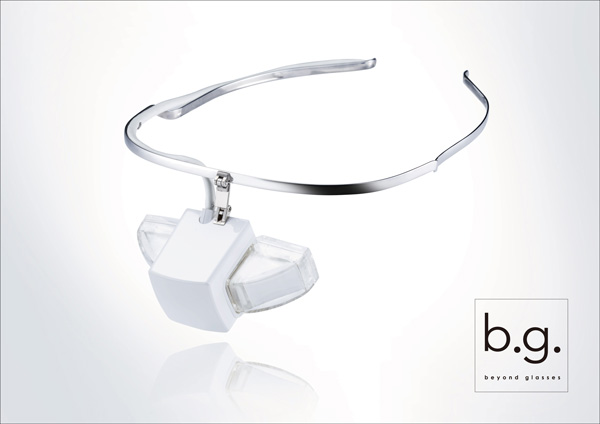 「b.g.(ビージー)」最新商品プロトタイプ image by ビジョナリーホールディングス